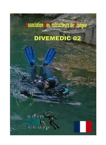 Kit DiveMedic Instructor<br>French, Dutch